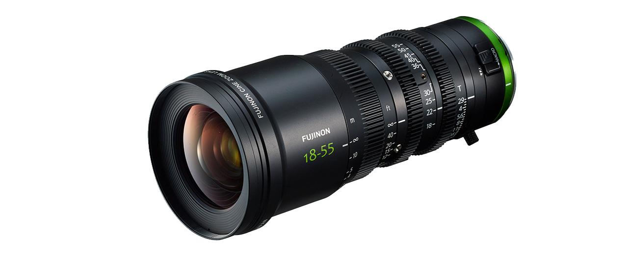 FujiFilm MK 18-50mm T2.9 Cinelens