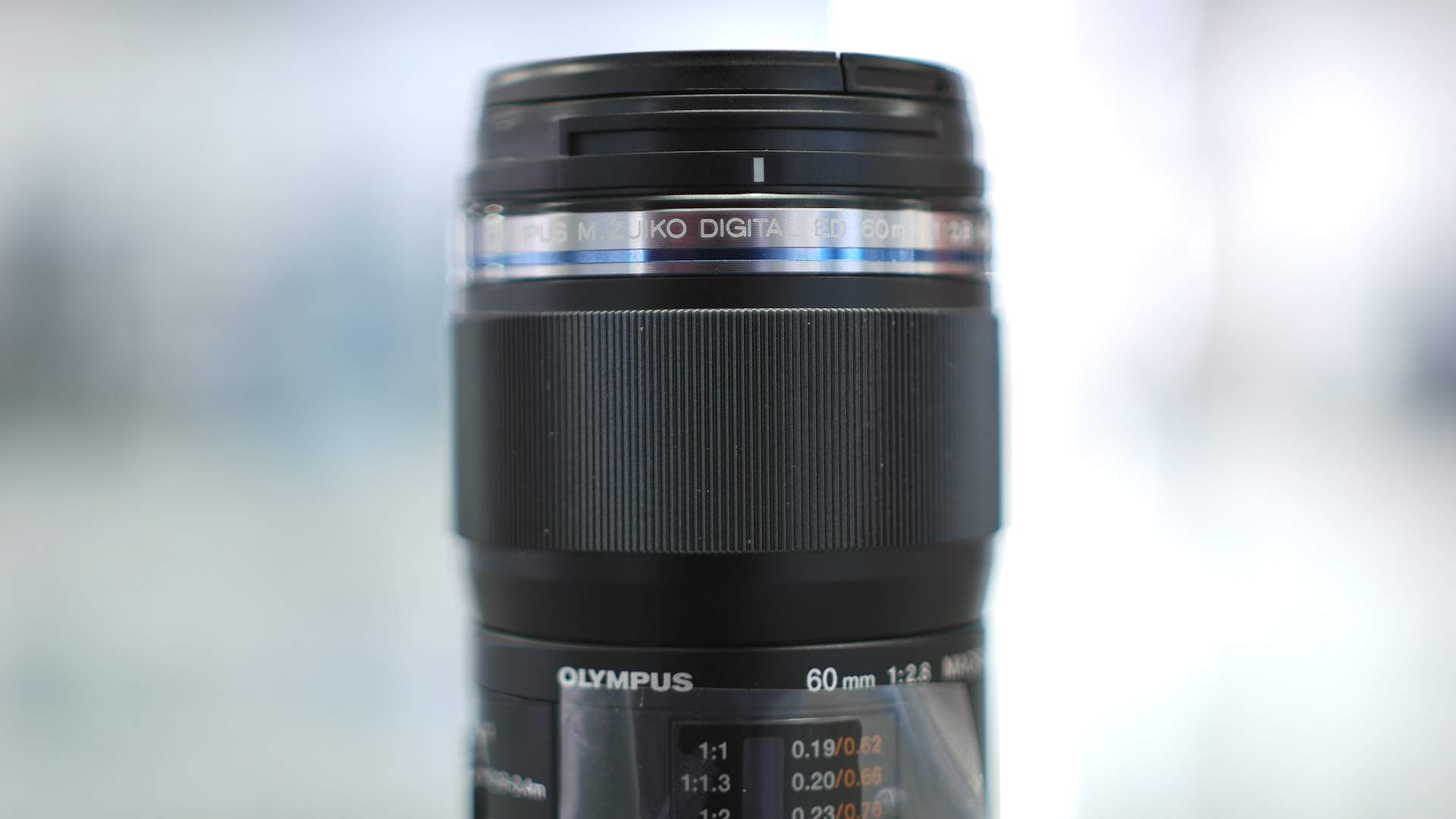 Ghiera fuoco Olympus 60mm f2.8