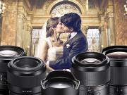 I Migliori Obiettivi Sony E-Mount per Fotografia di Matrimonio