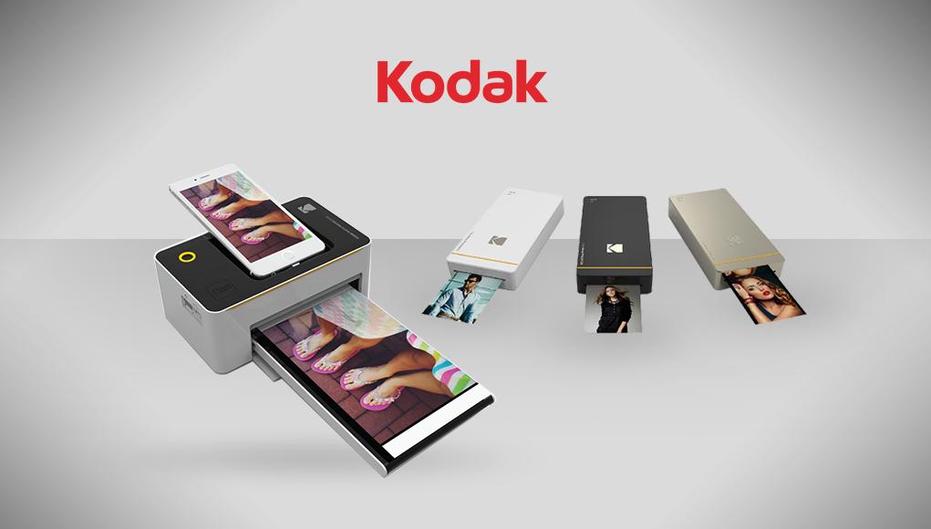 Kodak Photo Printer Mini/Dock, Stampanti WiFi per Smartphone