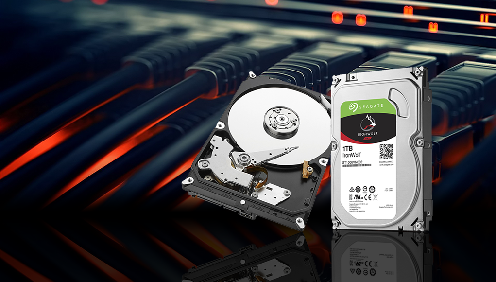 Seagate IronWolf, in Catalogo tutti i Nuovi Hard Disk per NAS