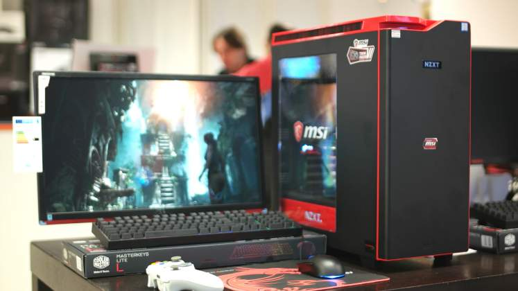 Case Ollo Gaming G3 MSI