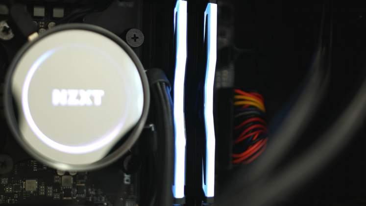 Dettaglio RAM Ollo Gaming G3 MSI