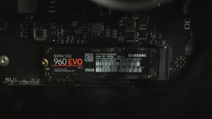 Dettaglio SSD Ollo Gaming G3 MSI