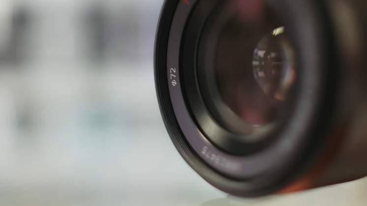 Dettaglio Filtro Sony FE 50mm f1.4 G Master