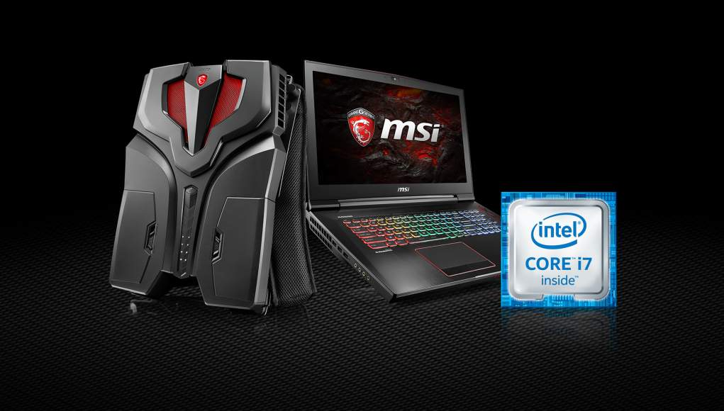 Disponibili i Nuovi Notebook MSI con Processore Kaby Lake