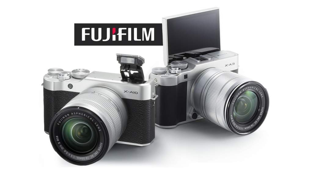 FujiFilm X-A3 ed X-A10, annunciato un aggiornamento firmware