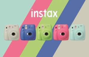 Fujifilm Instax Mini 9 - Nuova Istantanea, Nuovi Colori