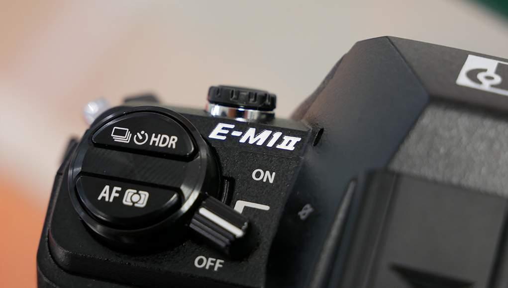 Olympus E-M1 Mk II - Disponibile per la Prova in Negozio!