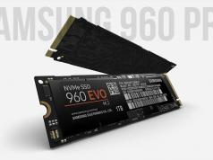 Samsung 960 PRO NVMe M.2 - gli SSD più veloci sul mercato