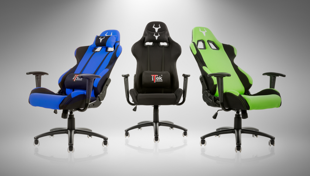 Sedie Gaming Itek Taurus - Nuovo Colore per Rinnovare la Serie