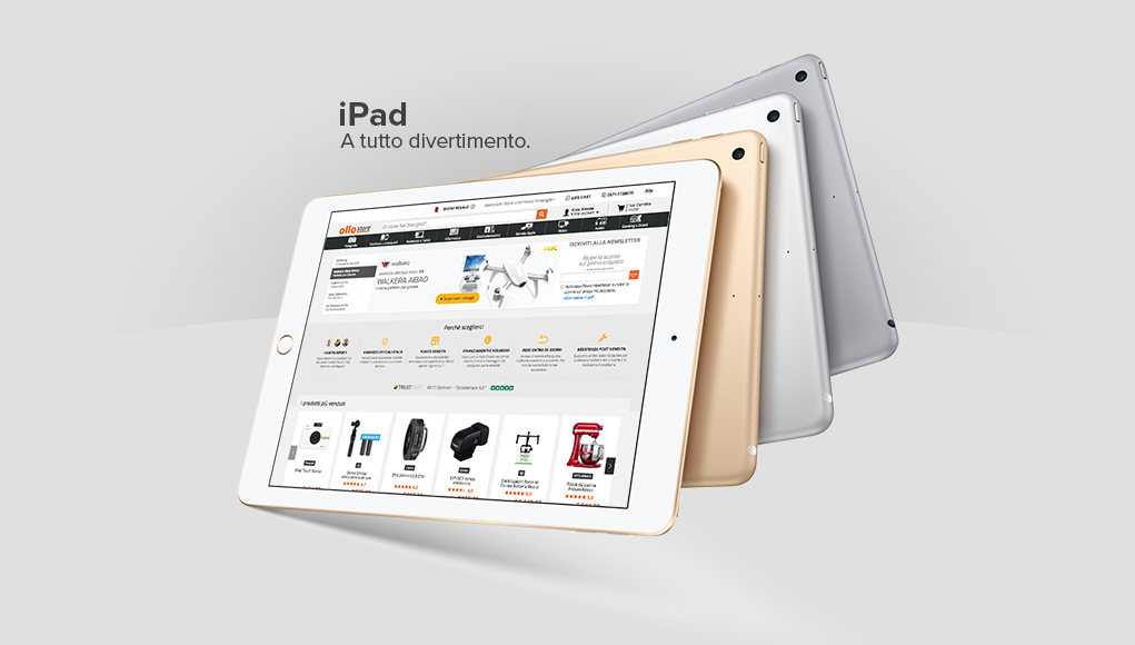 Apple iPad 9,7