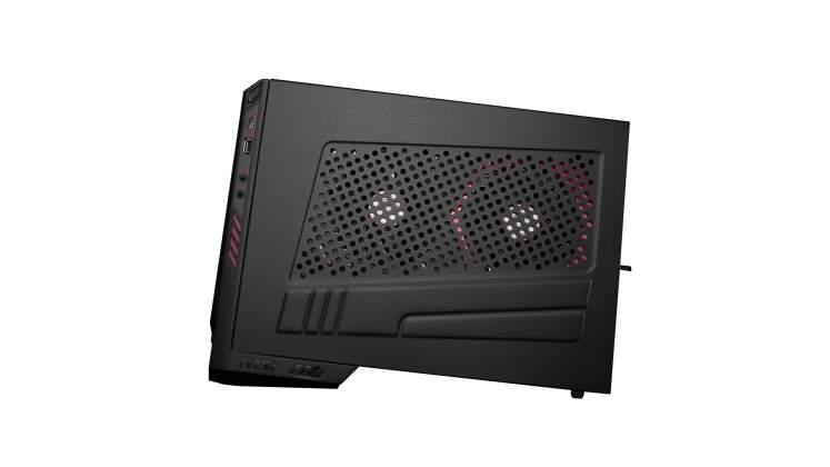 Laterale PC MSI Nightblade
