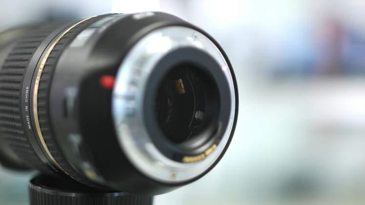 Dettaglio Interno Tamron 27-70mm f2.8