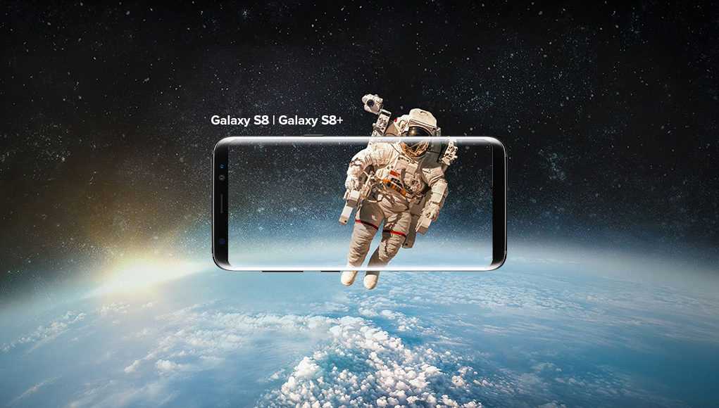 Disponibili al Preordine i Nuovissimi Samsung S8 ed S8 Plus!