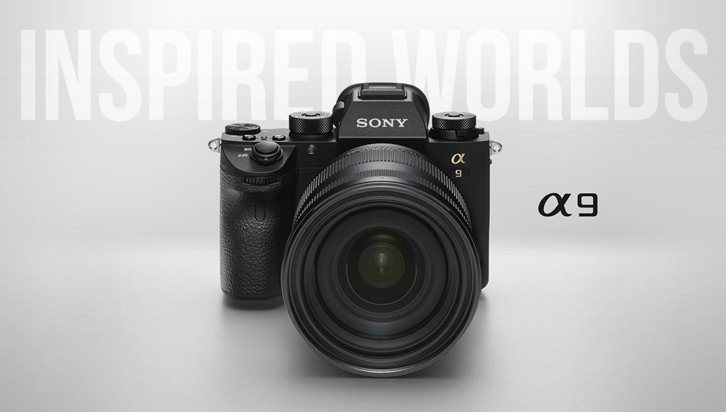 La Nuova Mirrorless Sony A9 è gia in Preordine da Ollo Store!
