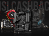 MSI Spring Cash Back, Schede Madri e Schede Video Gaming