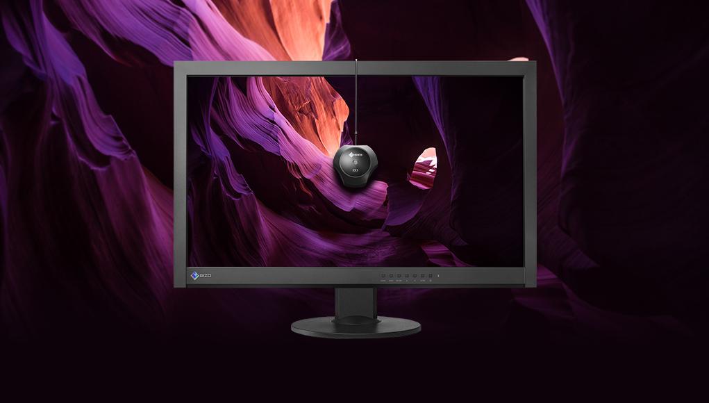 Monitor da Calibrare? Eizo EX3 è la Soluzione più Semplice