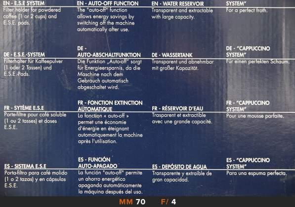 Nitidezza 70mm f4 Tamron 24-70mm f2.8
