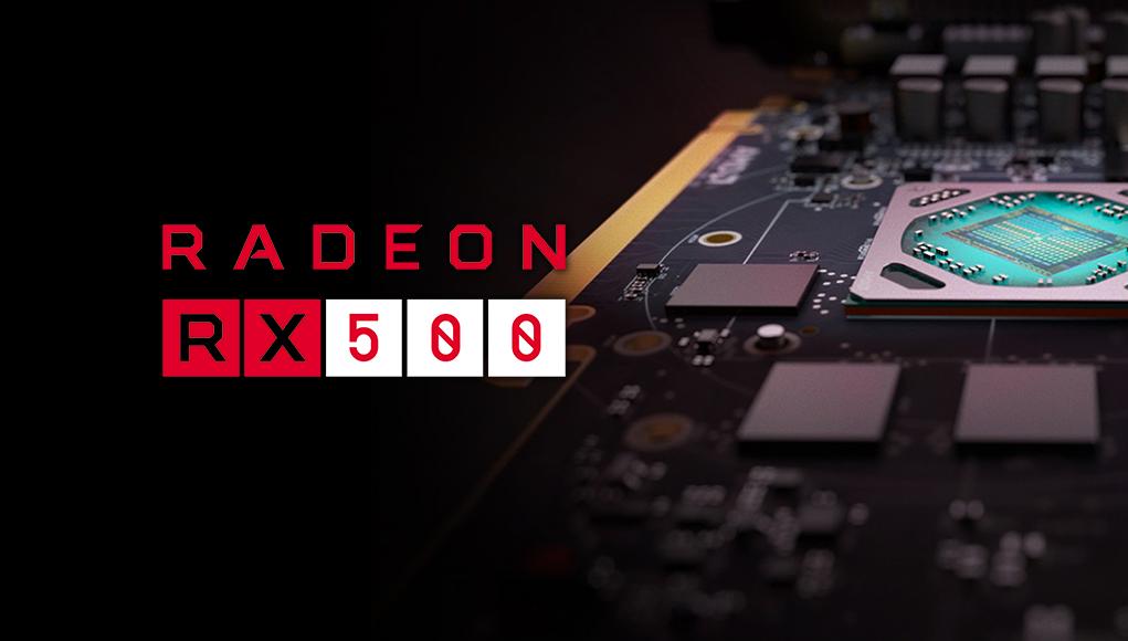 Nuove AMD RX500, prestazioni migliori ma prezzo conveniente