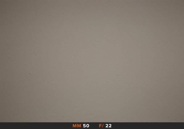 Vignettatura 50mm f22 Tamron 24-70mm f2.8