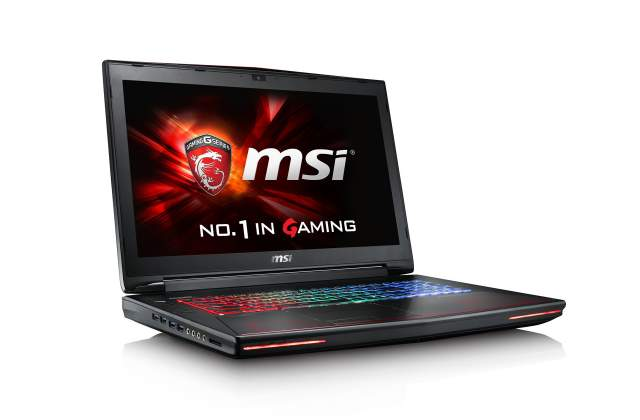Vista Frontale MSI DOminator Pro Dragon Edition-DOminator-Pro-Dragon-Edition