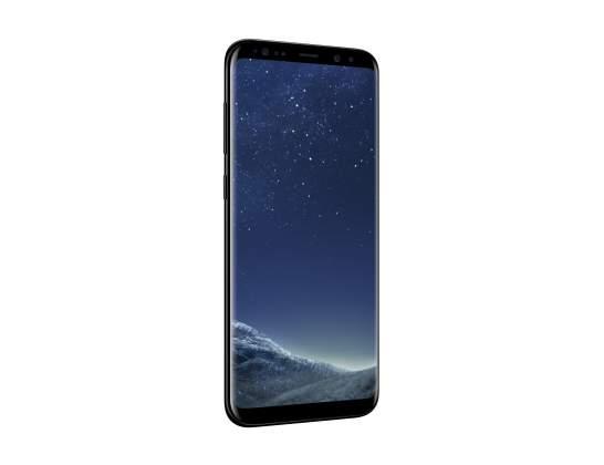 Vista frontale Samsung Galaxy S8