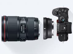 Acquistando una delle Sony a7 II Ricevi uno Sconto del 75% sul Sigma MC-11