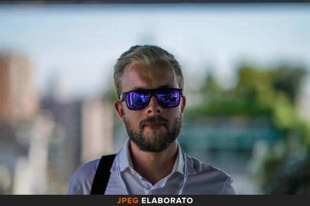 Anteprima Sony a9 Test Recupero ombre Jpeg elaborato
