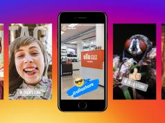 Instagram ha Aggiunto Hashtag e Località Anche alle Storie