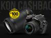 Nikon Cashback - Fino a 100€ per Festeggiare il Centesimo Compleanno