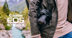 Canon Eos 6D II Ufficiale! Caratteristiche Confermate, Manca il 4K