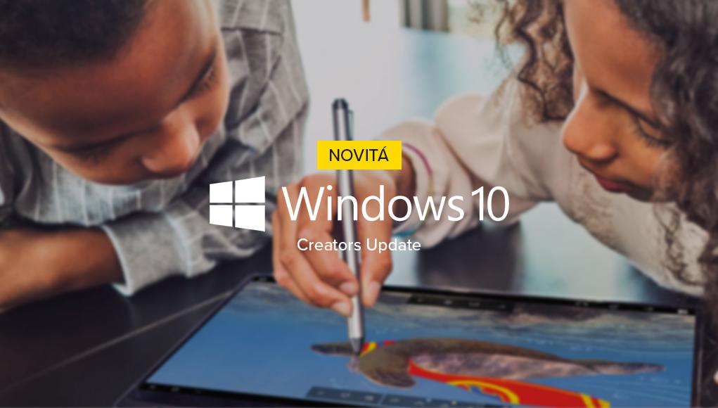 Come Aggiornare Windows 10 dopo il Creators Update