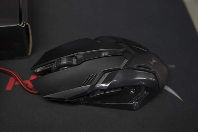 Dettaglio Mouse Taurus T15M1 Combo