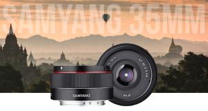Il Samyang 35mm f/2.8 FE è il Nuovo Obiettivo AF per Sony