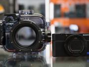 MPK-URX100A lo Scafandro per le RX100, Compatte High End di Sony