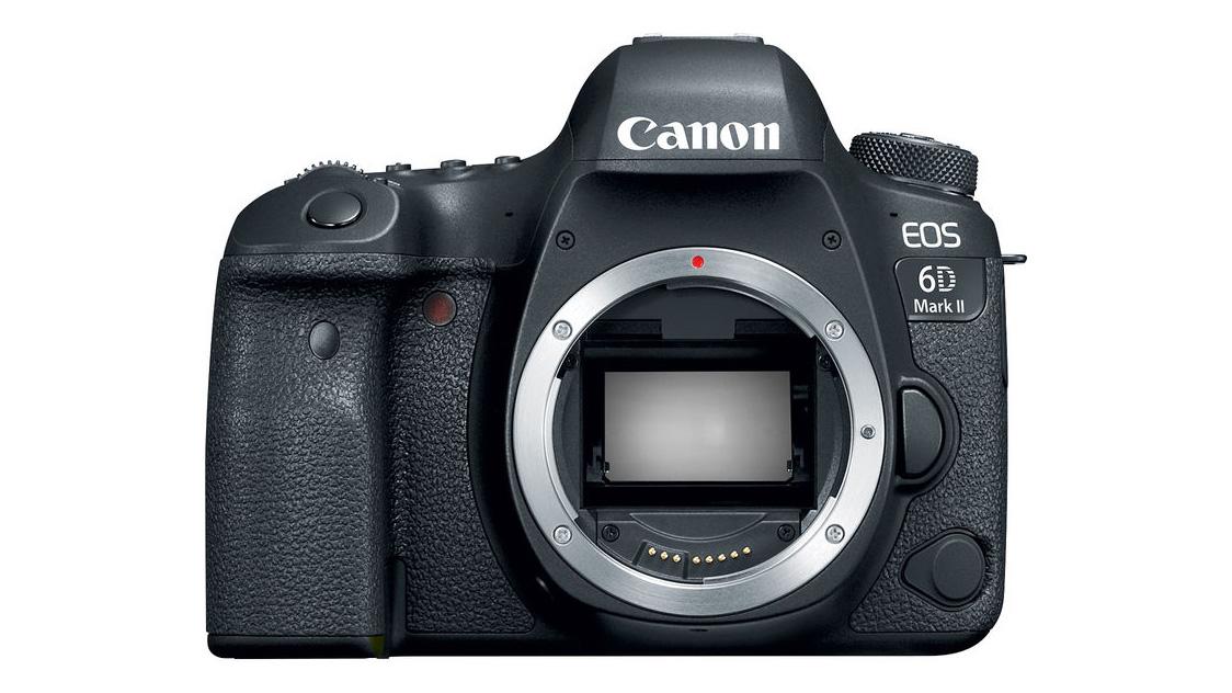 Parte Frontale Canon Eos 6D Mark II - Annuncio