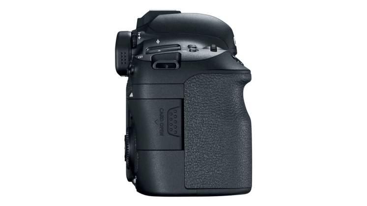 Parte laterale destra Canon Eos 6D Mark II - Annuncio