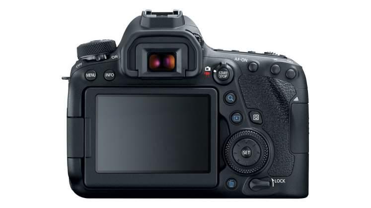 Parte posteriore Canon Eos 6D Mark II - Annuncio