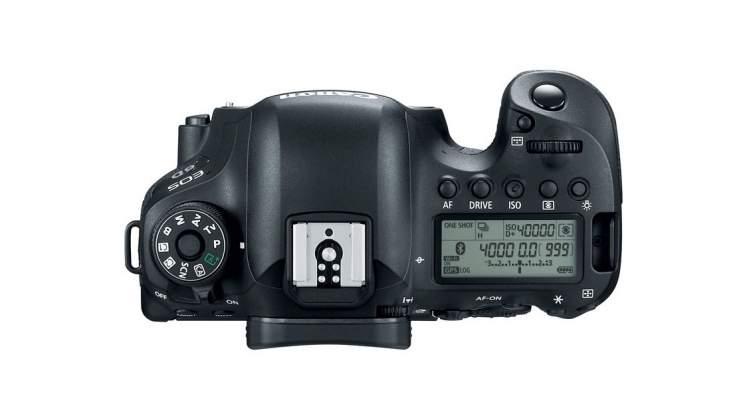 Parte superiore destra Canon Eos 6D Mark II - Annuncio