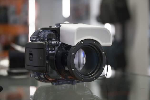Scafandro Flash Sony MPK-URX100A