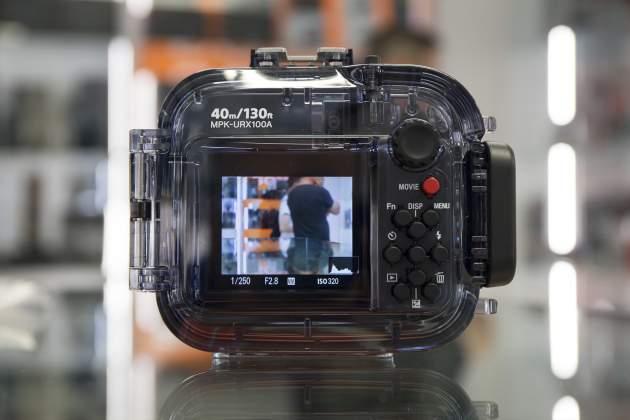 Scafandro Compatta Sony MPK-URX100A