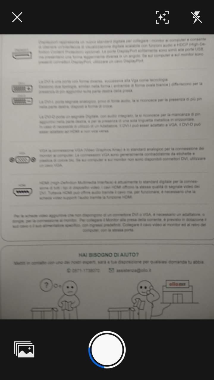 Screenshot 1 Come Scannerizzare Documenti Smartphone