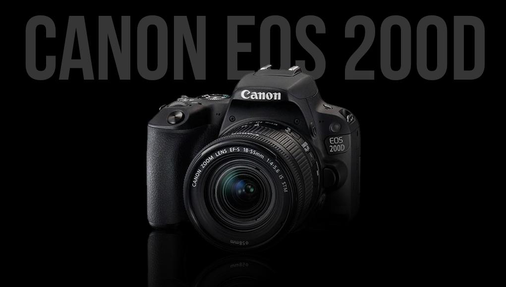 Trapelano Alcune Possibili Specifiche della Nuova Canon 200D