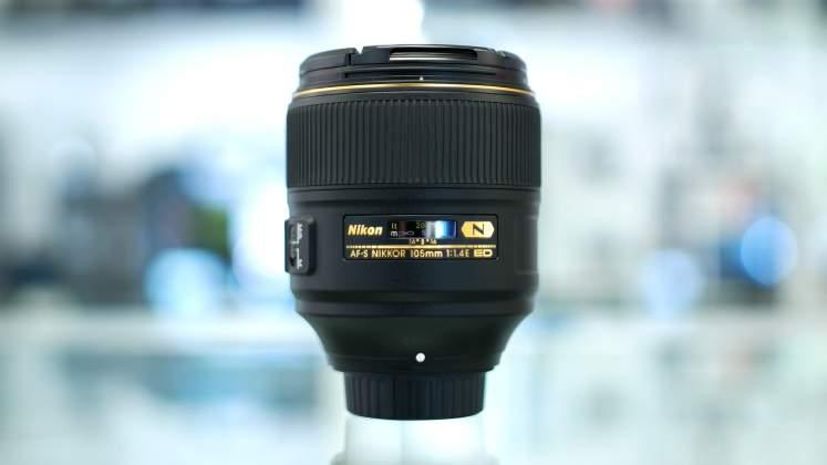 Vista Generale Nikon 105mm f1.4