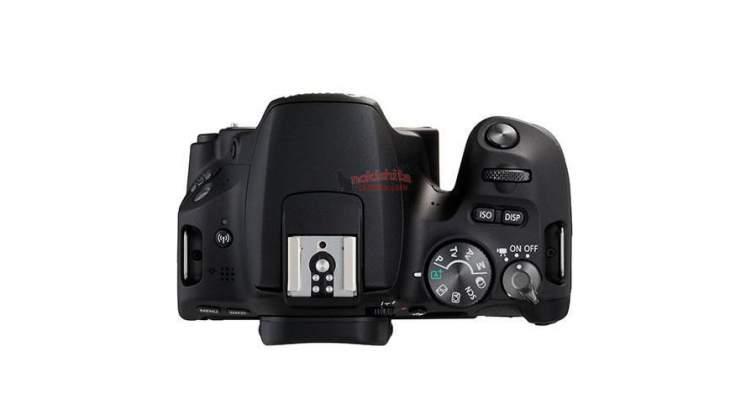 Vista superiore rumors Canon 200D