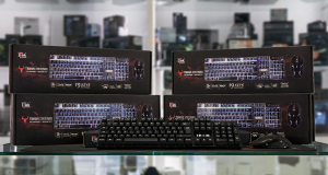 iTek Taurus T15M1 è il Nuovo Kit Tastiera-Mouse più Economico