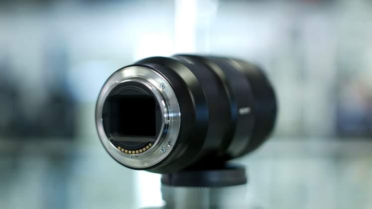Baionetta Sony 90mm f2.8 Macro