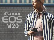Canon Eos M20, Rumors Indicano fine Agosto come Periodo di Lancio