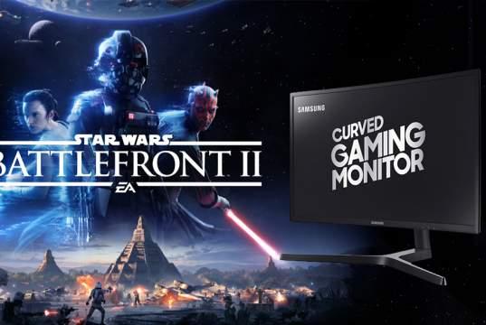 Il Nuovo Monitor Curvo Pro Gaming Samsung è Disponibile!